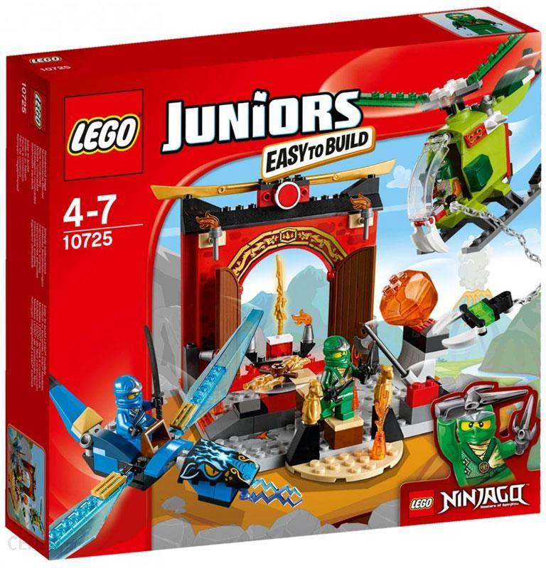 Klocki Lego Ninjago Zaginiona świątynia 10725 Ceny I Opinie Ceneopl