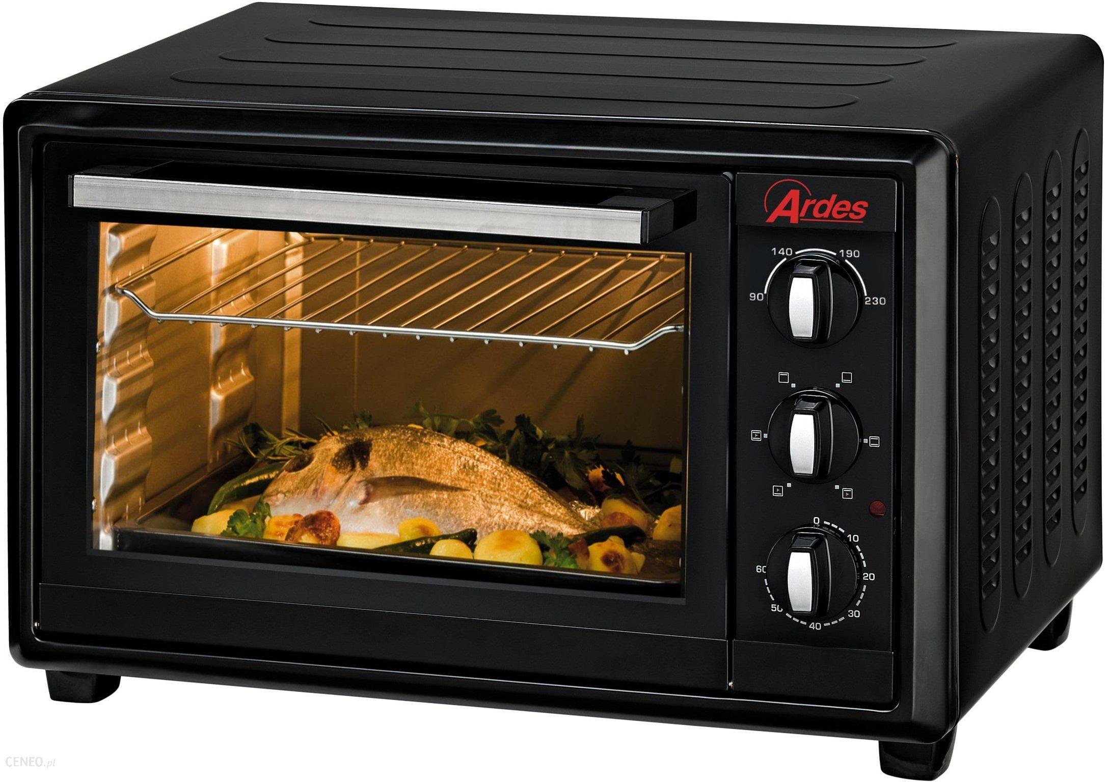 Mini piekarnik ardes 6245 opinie i ceny na - Miglior forno elettrico per pizzeria ...