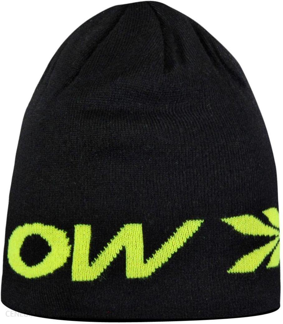One Way czapka Challenge Wool Mix Knit Beanie Black Uni Ceny i opinie Ceneo.pl