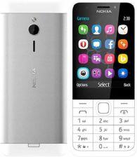 Nokia 230 Dual SIM Srebrny