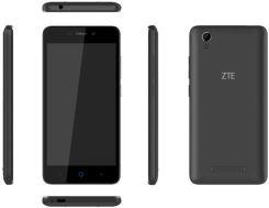 Zte Blade A452 Dual Sim Czarny Cena Opinie Na Ceneo Pl
