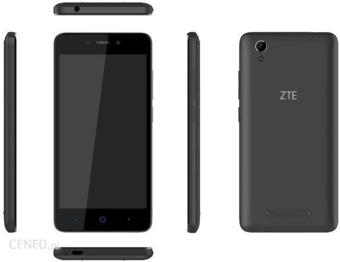 37b4f0724 ZTE Blade A452 Dual SIM Czarny - Ceny i opinie na Ceneo.pl