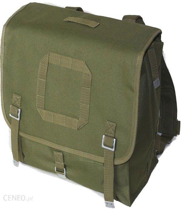 ff2ef37d6c87c Plecak Militaria Kostka Zielony Cordura - Nowy - Ceny i opinie ...