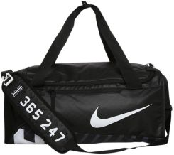 f8d5e5f11fc68 Nike Performance Torba sportowa black white - Ceny i opinie - Ceneo.pl