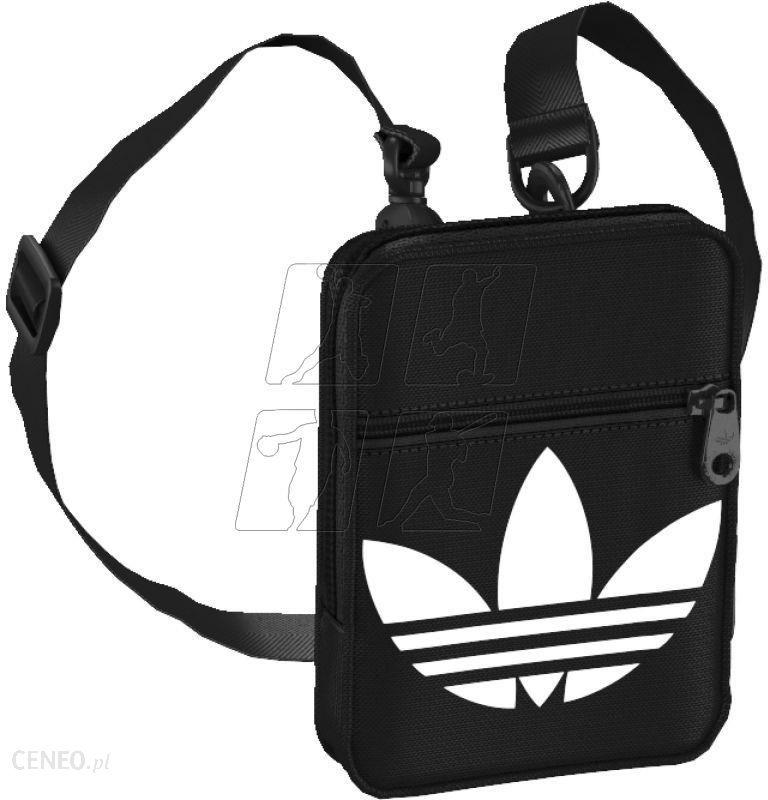 0ed51b0661251 Torba, saszetka adidas ORIGINALS Festival Bag Trefoil AJ8991 - zdjęcie 1