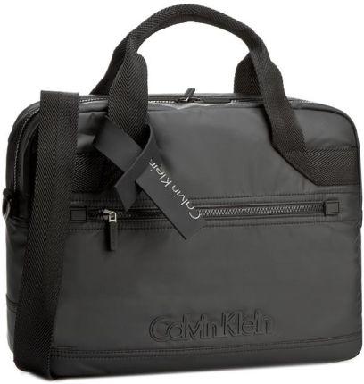 e02641a7dc9ba Torba na laptopa CALVIN KLEIN JEANS - Metro Laptop Bag K50K501175 001