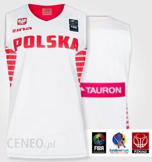 a2c0d9b1f Zina Koszulka Koszykarska Reprezentacji Polski 2015 - Ceny i opinie ...