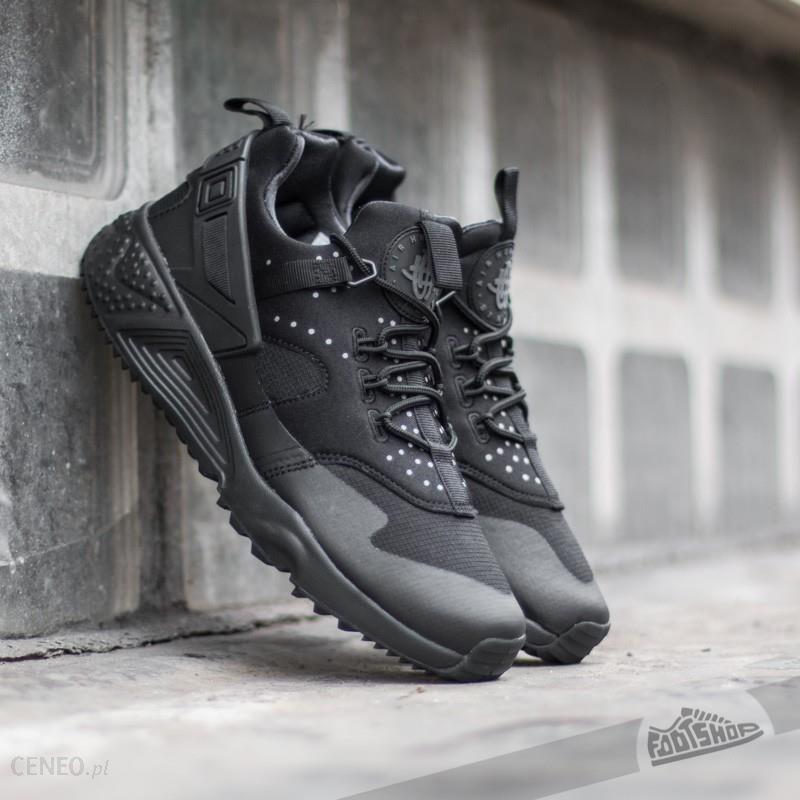 finest selection 7bb6e c76cb ... ireland nike air huarache utility black black black zdjcie 1 302c4 888fe
