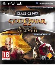 God of war Collection Volume II (Gra PS3)