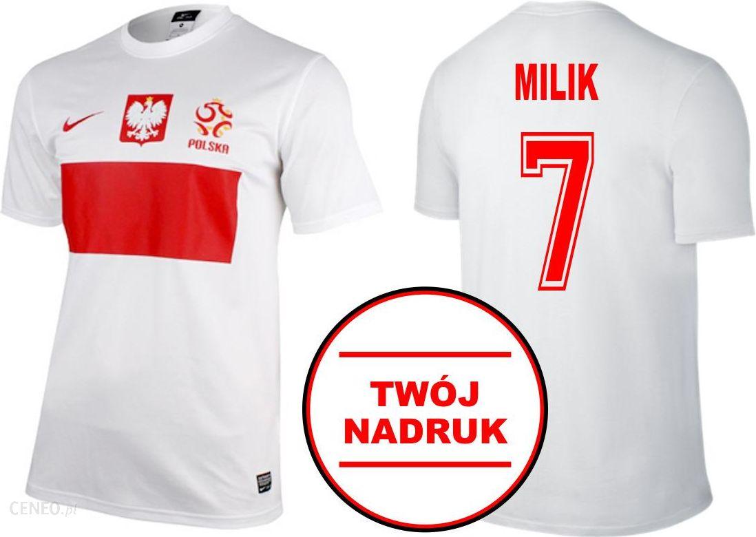 Koszulka Nike Reprezentacji Polski Milik