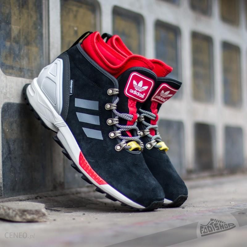 good service cute cheap great fit Adidas ZX Flux Winter Core Black/ Dgh Solid Grey/ Ftw White - Ceny i opinie  - Ceneo.pl