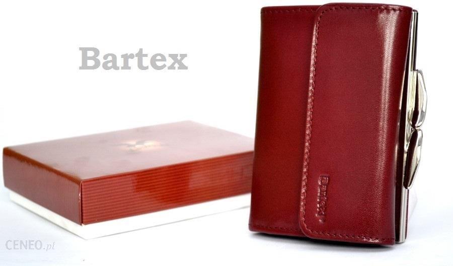 0a5de0081c441 Bartex 12/9-T skórzany portfel damski - kolory - Ceny i opinie ...