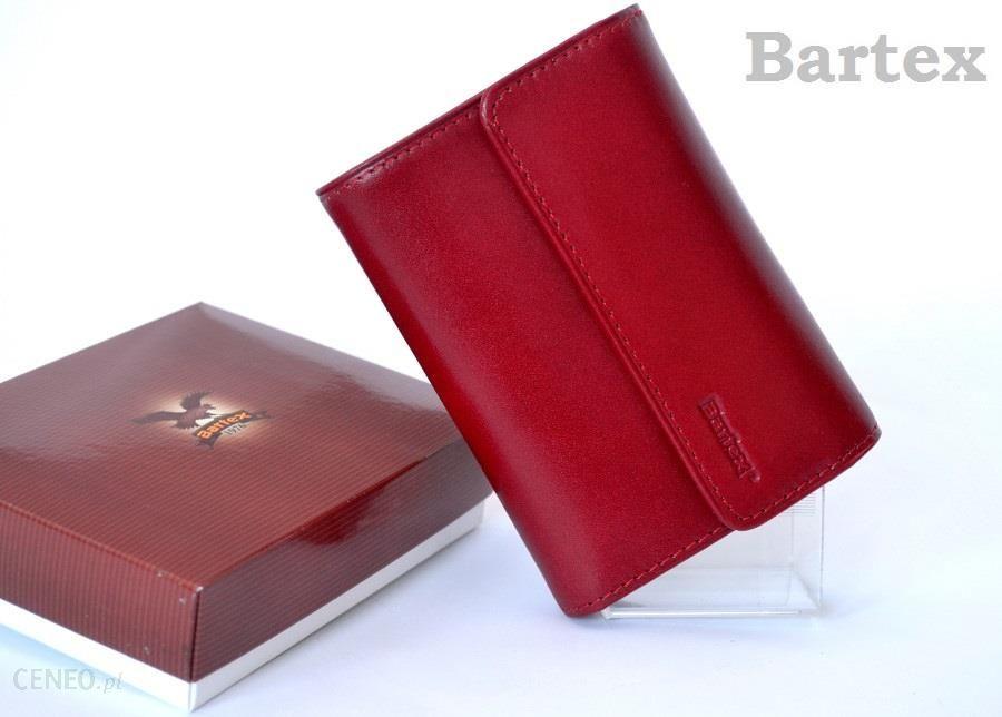 a03884bf83b45 Bartex 13/5-T skórzany portfel damski - kolory - Ceny i opinie ...