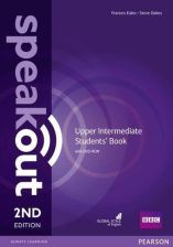 Speakout 2ed Upper-Intermediate SB and DVD-Rom