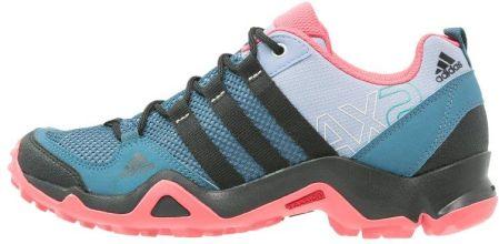 adidas Performance AX2 Obuwie hikingowe prism bluecore blacksuper blush