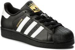 best authentic 31a6a 99571 Buty adidas - Superstar Foundation J B23642 CBlackFtWht eobuwie