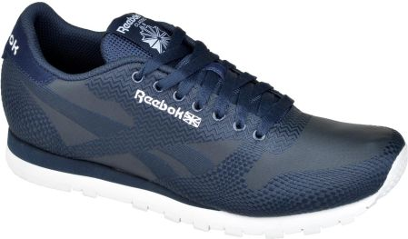 Reebok Classic Runner Jacquard Sneakers In Blue V70777