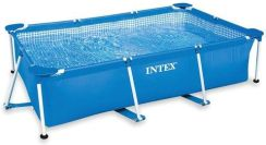 Intex Metal Frame Pool, 220 X 150 X 60 Cm, Bez Pompy  (28270)