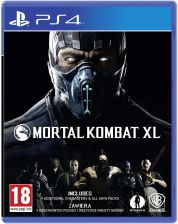 Mortal Kombat Xl (Gra PS4)
