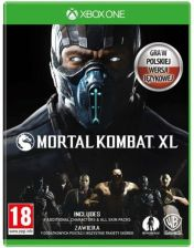 MORTAL KOMBAT XL (Gra Xbox One)