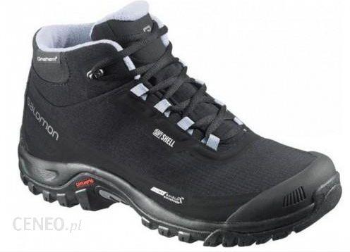 Buty trekkingowe BUTY SALOMON SHELTER CS WP 376873 Ceny i opinie Ceneo.pl