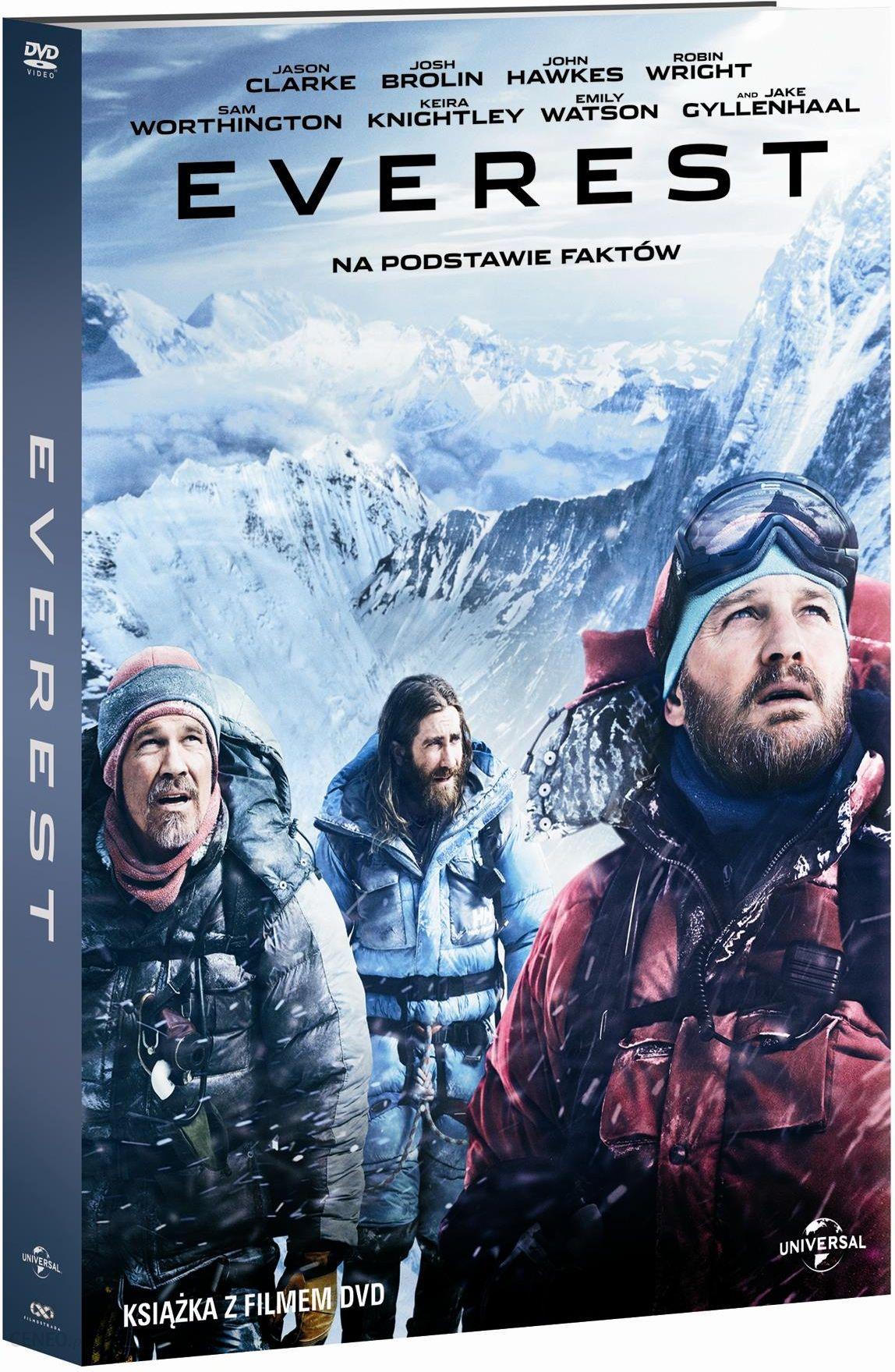 Film DVD Everest (DVD) - Ceny i opinie - Ceneo.pl
