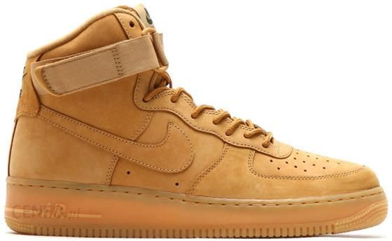 """Nike Air Force 1 Mid """"Wheat"""" 