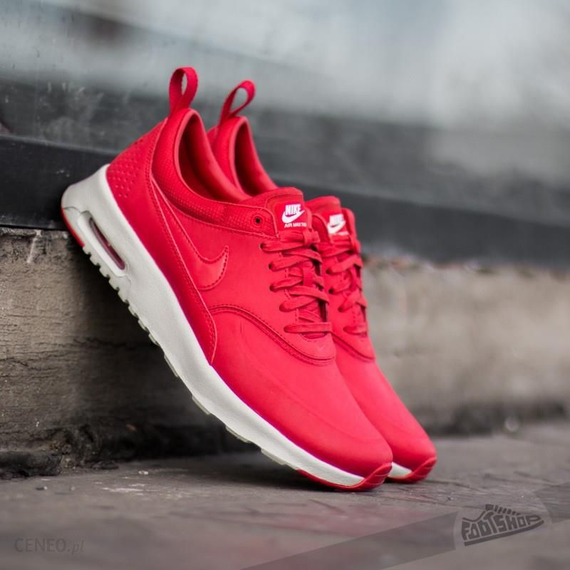 air max thea czerwone