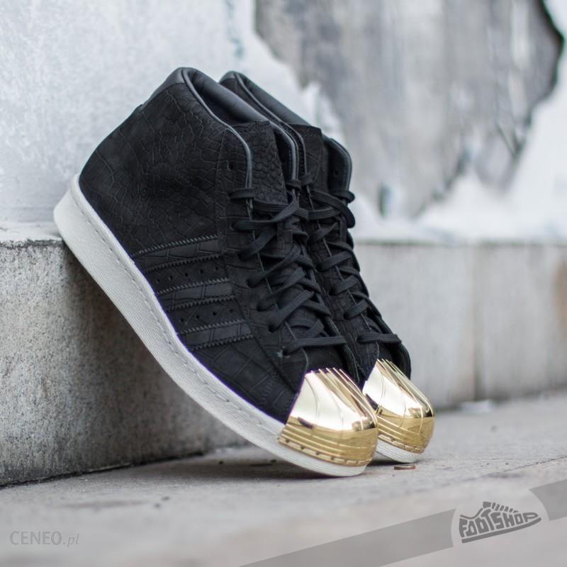 Adidas Promodel Metal Toe Core Black Core Black Gold Metal Ceny i opinie Ceneo.pl