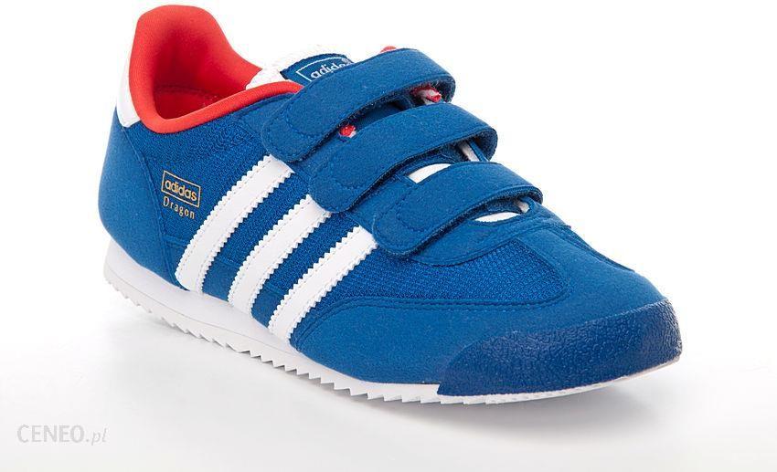 Adidas, Buty chłopięce, Dragon CF C, rozmiar 35 Ceny i opinie Ceneo.pl