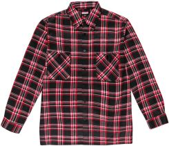 koszula BRIXTON Durham LS Flannel NavyRed (NVRED)  4I7k3