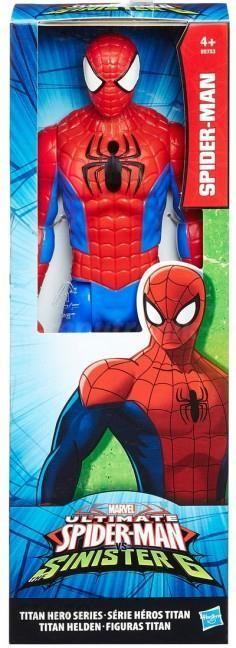hasbro spd titan hero figurka spiderman b5753eu40 ceny i