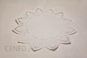 Serwetki Dekoracyjne Na Słoiki Biały Papier Duża Zakrętka 50 Szt