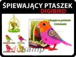 Joko Interaktywny śpiewający Ptaszek Digibird Klatka 793 Ceny I