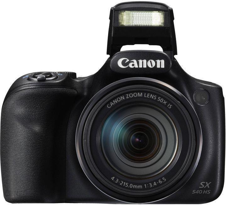 """""""Canon PowerShot SX540 HS Black"""""""