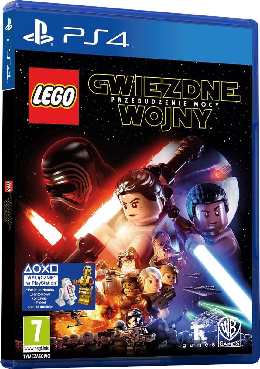 Gra Ps4 Lego Star Wars Przebudzenie Mocy Gra Ps4 Ceny I Opinie