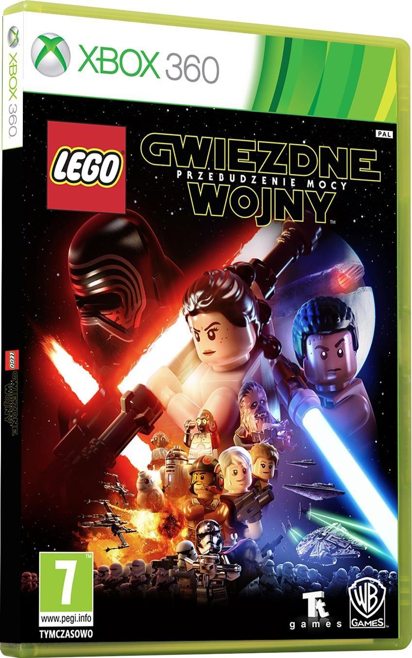 Lego Star Wars Przebudzenie Mocy Gra Xbox 360 Ceneopl