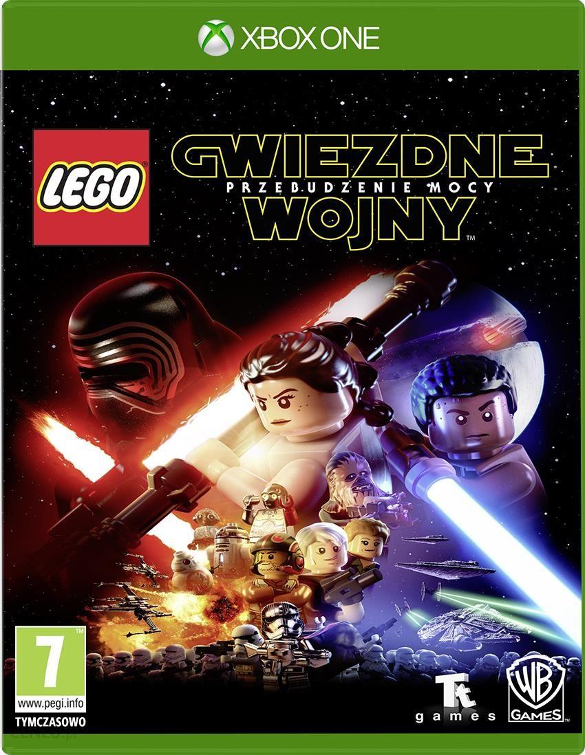 Gra Na Xbox One Lego Star Wars Przebudzenie Mocy Gra Xbox One Od