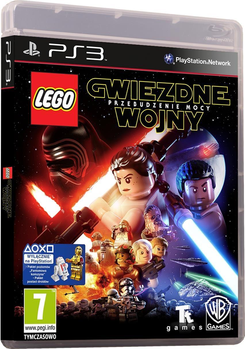 LEGO Star Wars Przebudzenie Mocy (Gra PS3)