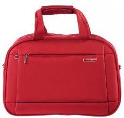 0be4ecfd33b23 PUCCINI torba podróżna podręczna z kolekcji NEW ROMA materiał poliester