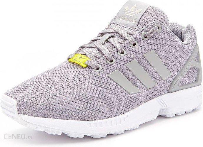buty adidas zx flux szare