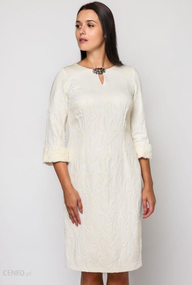 5143abb892 Sukienka Margo-collection M 522 - Ceny i opinie - Ceneo.pl