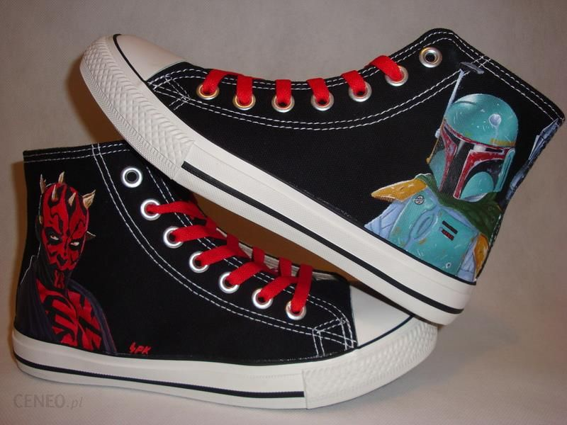 Star Wars Converse: