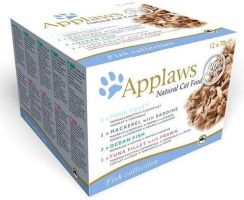 Applaws Multipak Fish 12x70g