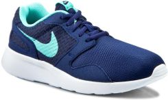 Buty NIKE - Kaishi 654845 431 Loyal Blue/Hyper Turq/White