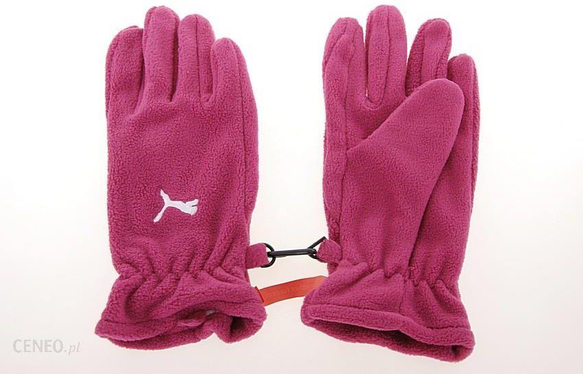 14fc56629ad16d Puma Rękawiczki Damskie Fundamentals Fleece Gloves - Ceny i opinie -  Ceneo.pl