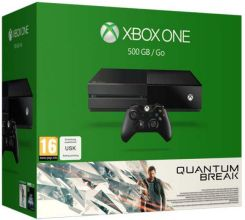 Microsoft Xbox One 500GB + Quantum Break