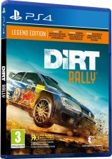Cenega DiRT Rally Legend Edition (gra Playstation 4)