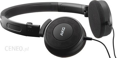 Słuchawki AKG N60NC BT Czarny Opinie i ceny na Ceneo.pl