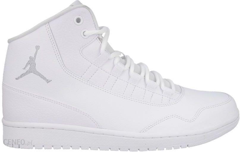 białe buty nike jordan